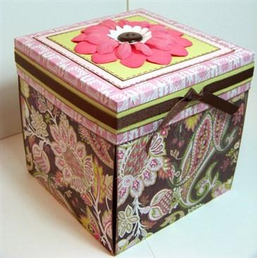 Patlayan Kutu Yapımı -Explosion Box - 1
